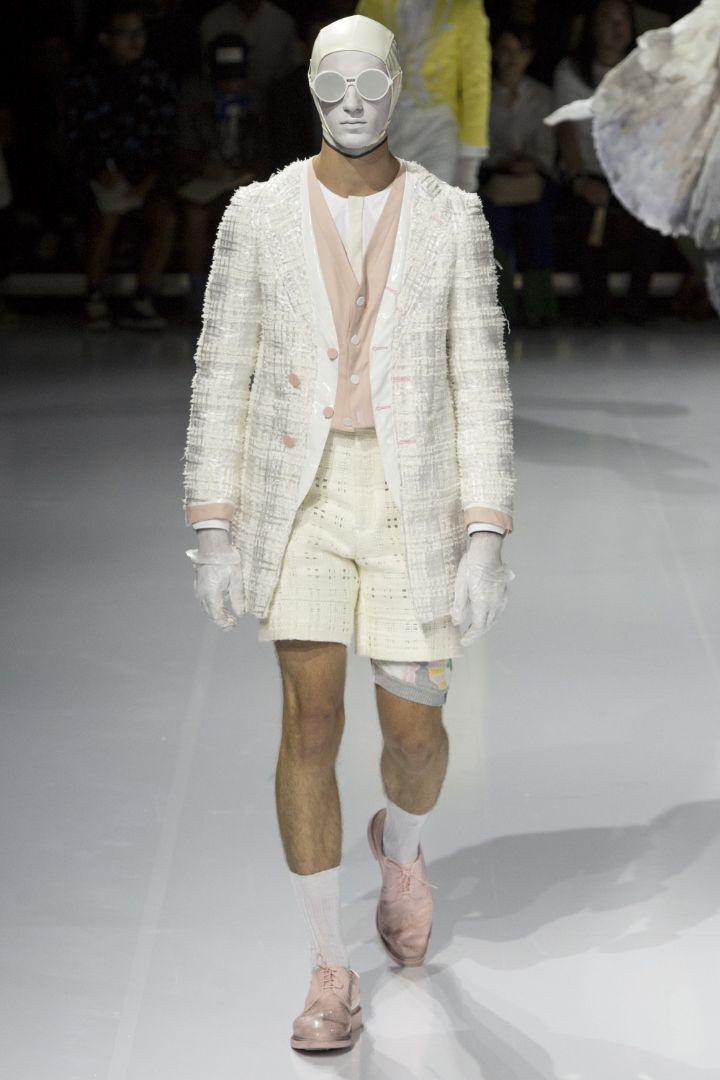 Thom Browne Menswear SS 2017 Paris (21)