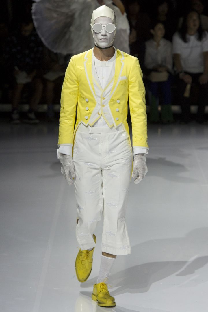 Thom Browne Menswear SS 2017 Paris (22)
