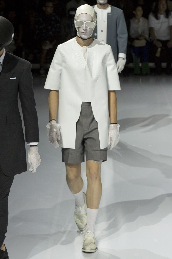Thom Browne Menswear SS 2017 Paris (23)