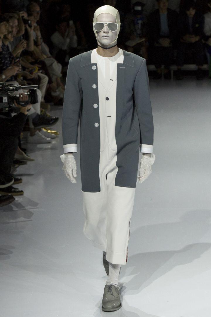 Thom Browne Menswear SS 2017 Paris (24)