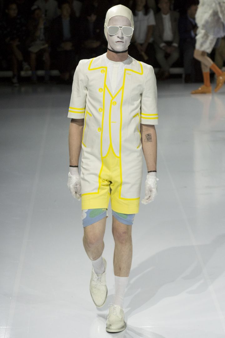 Thom Browne Menswear SS 2017 Paris (27)