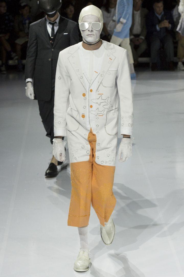 Thom Browne Menswear SS 2017 Paris (30)