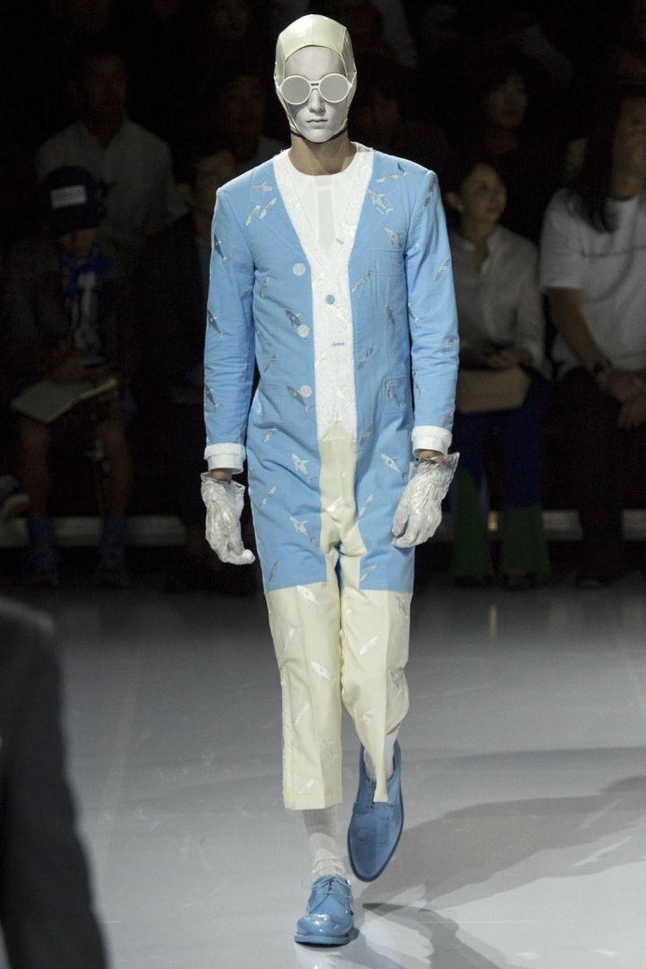 Thom Browne Menswear SS 2017 Paris (31)