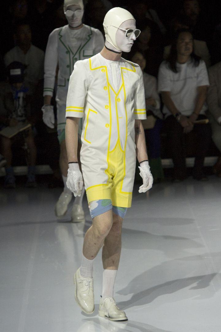 Thom Browne Menswear SS 2017 Paris (32)