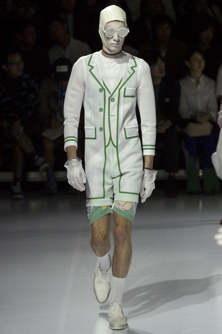 Thom Browne Menswear SS 2017 Paris (33)