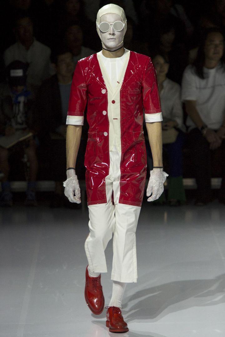 Thom Browne Menswear SS 2017 Paris (34)