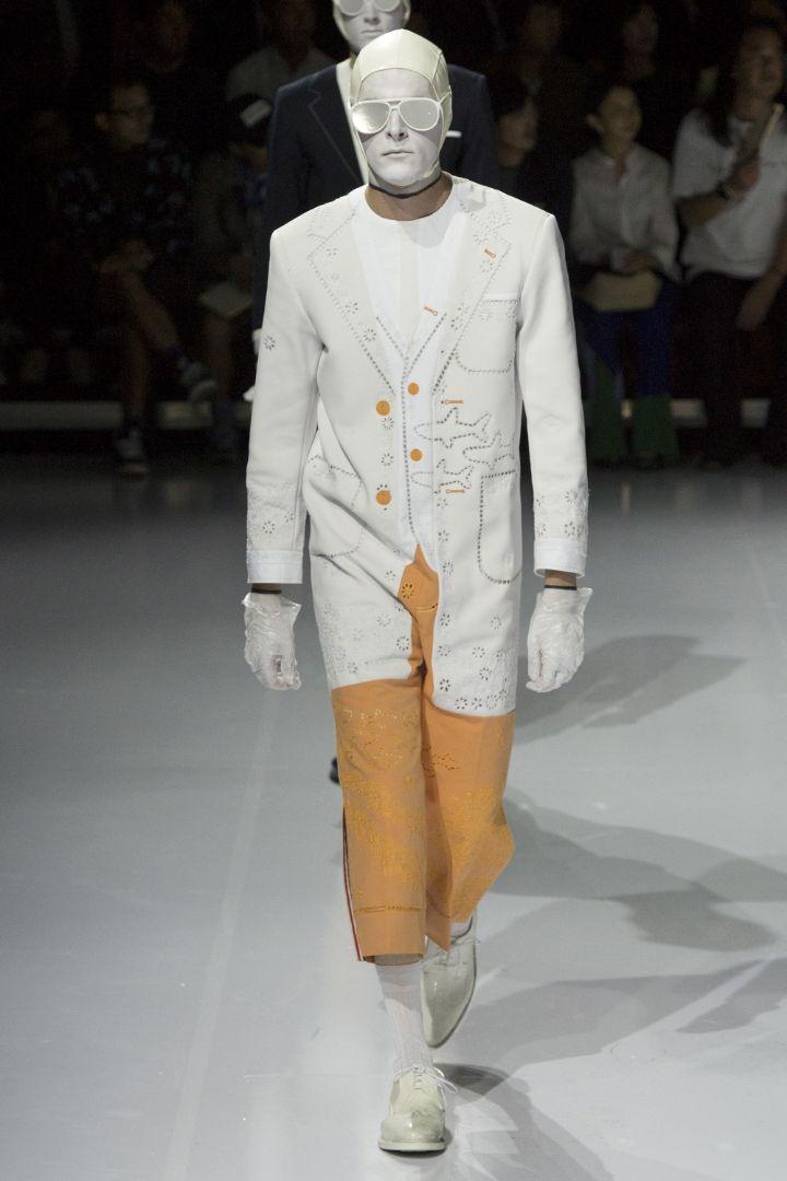 Thom Browne Menswear SS 2017 Paris (35)