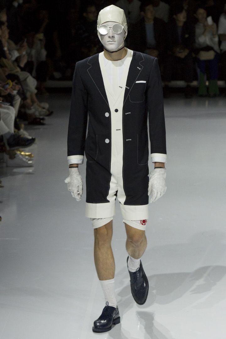 Thom Browne Menswear SS 2017 Paris (36)