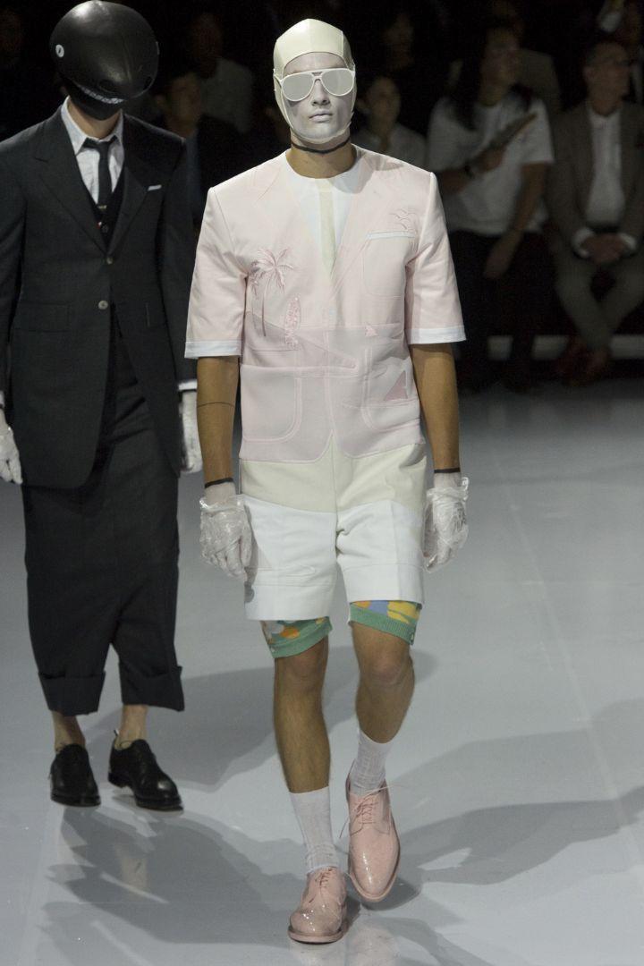 Thom Browne Menswear SS 2017 Paris (37)