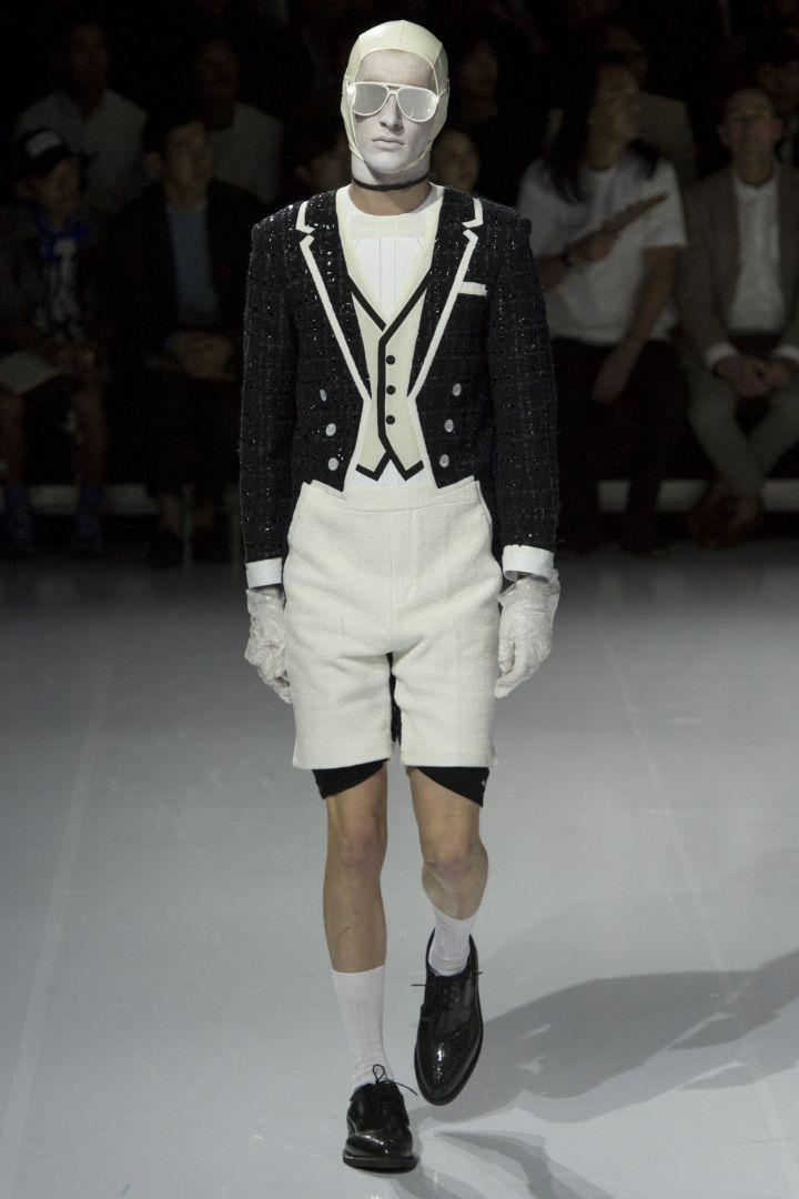 Thom Browne Menswear SS 2017 Paris (38)
