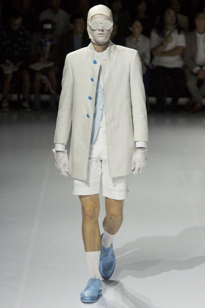 Thom Browne Menswear SS 2017 Paris (5)