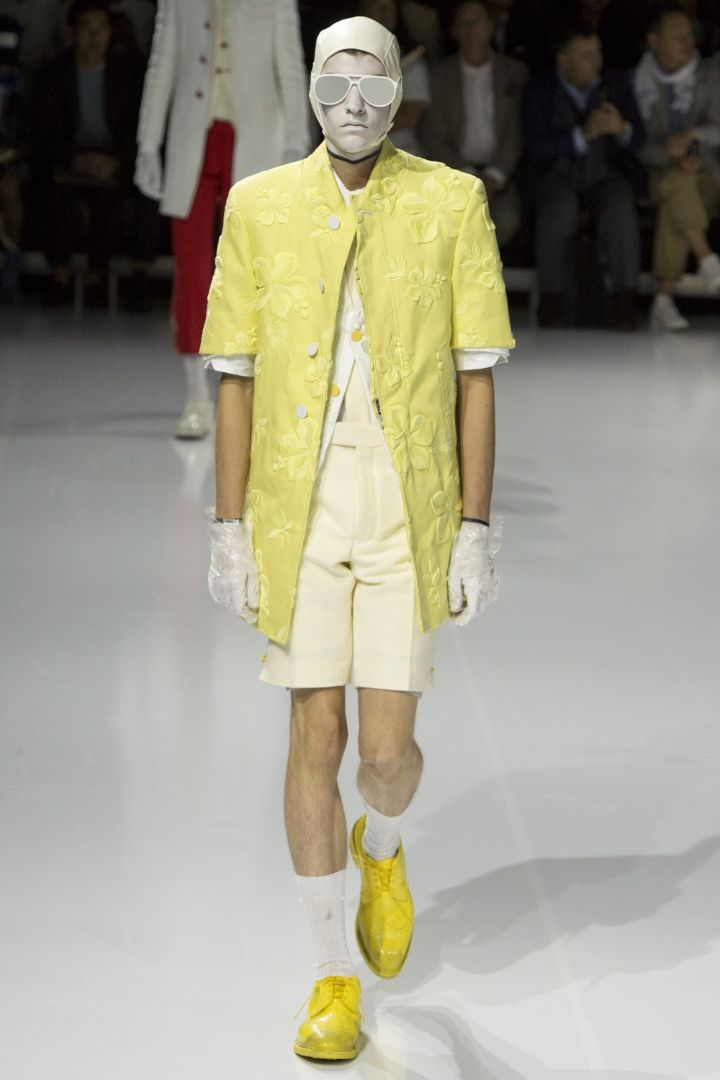 Thom Browne Menswear SS 2017 Paris (6)