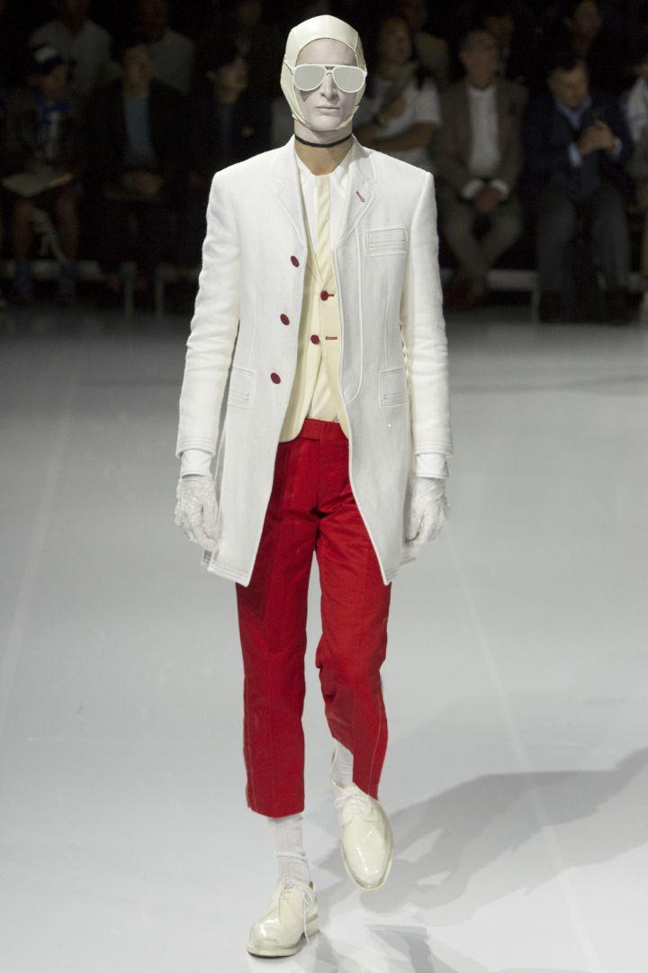 Thom Browne Menswear SS 2017 Paris (7)