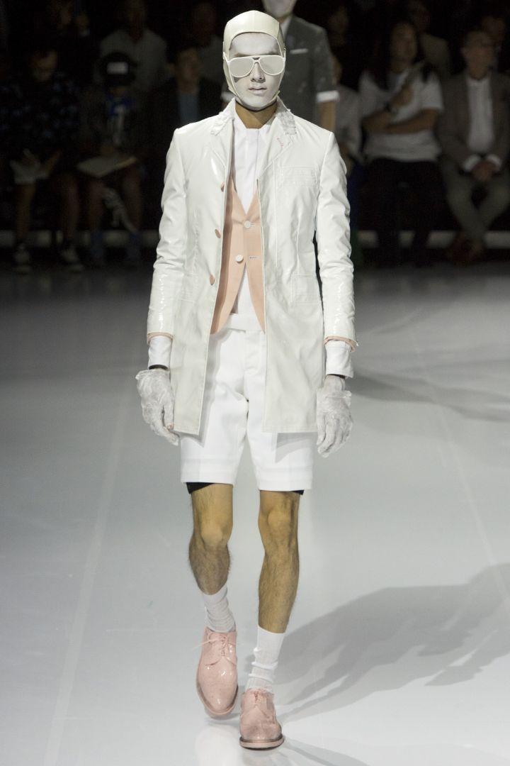 Thom Browne Menswear SS 2017 Paris (8)