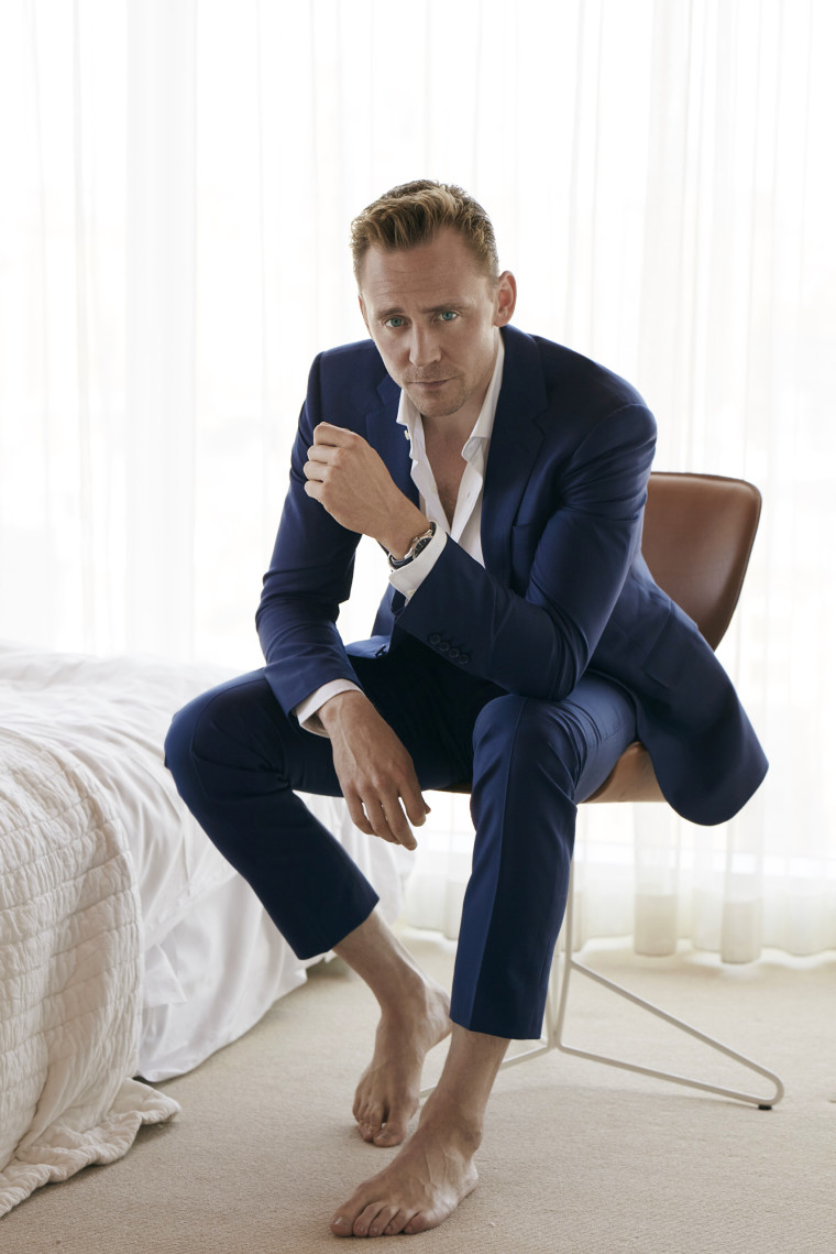 Tom Hiddleston by Mona Kuhn (2)