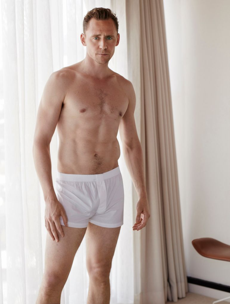 Tom Hiddleston by Mona Kuhn (5)