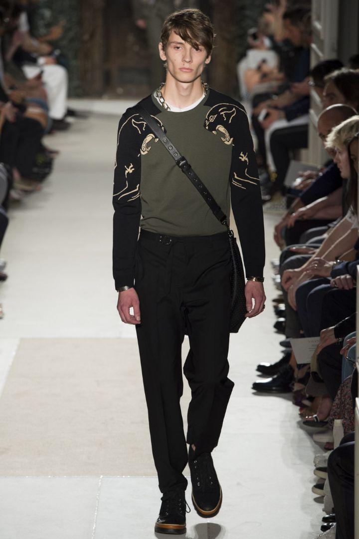 Valentino Menswear SS 2016 Paris (13)