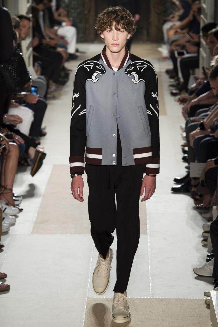 Valentino Menswear SS 2016 Paris (18)