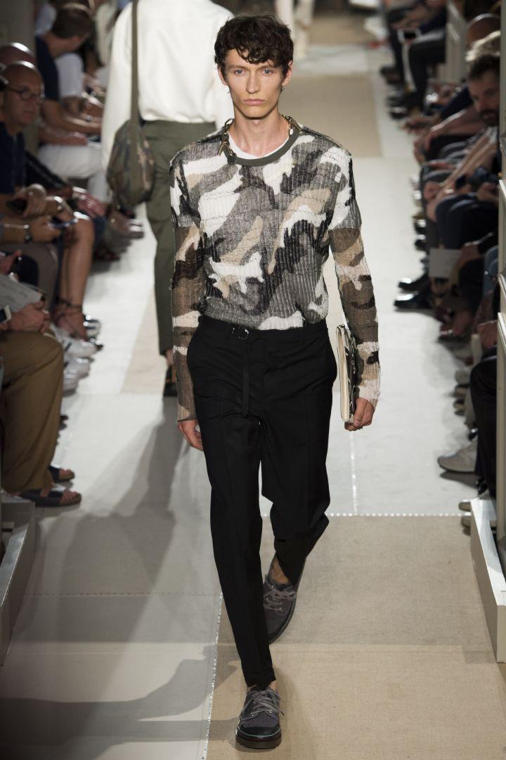Valentino Menswear SS 2016 Paris (22)