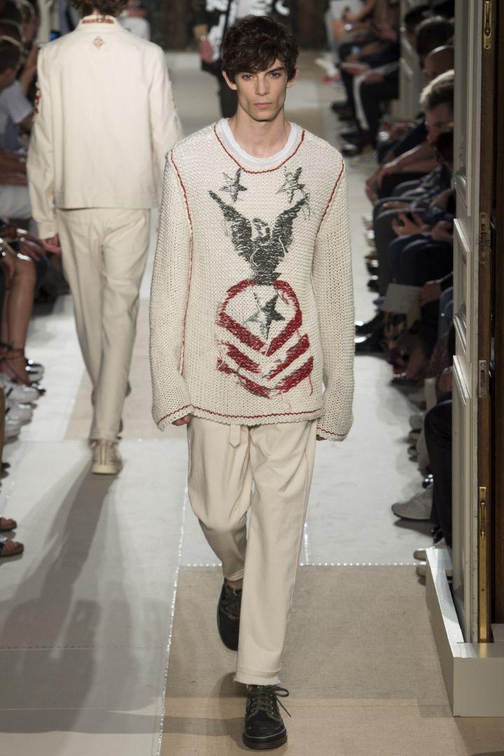 Valentino Menswear SS 2016 Paris (26)
