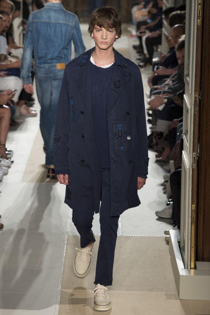 Valentino Menswear SS 2016 Paris (38)