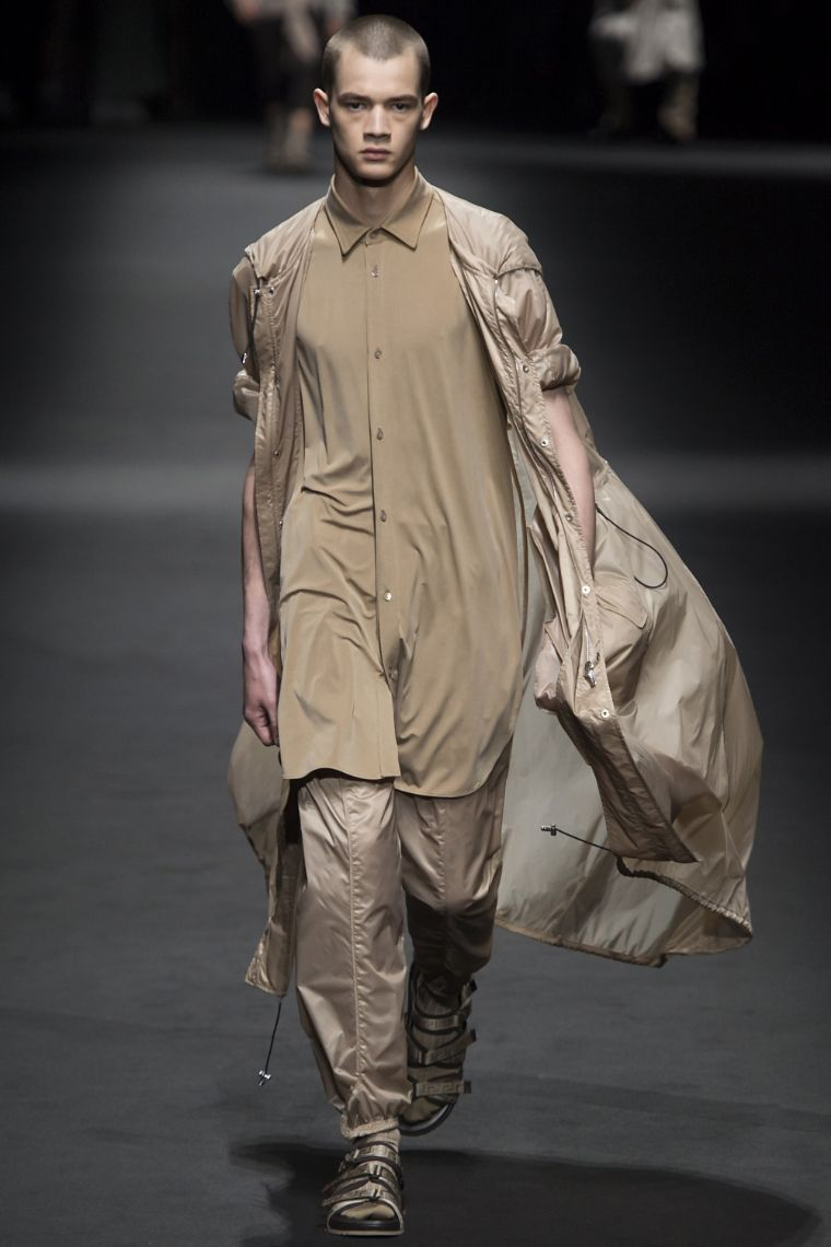 Versace Menswear SS 2017 Milan (14)