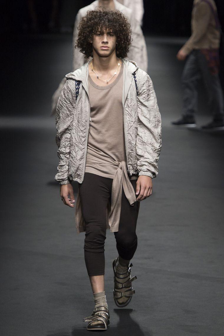 Versace Menswear SS 2017 Milan (15)