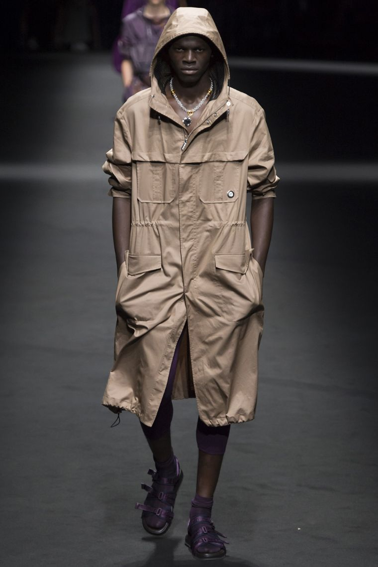 Versace Menswear SS 2017 Milan (18)