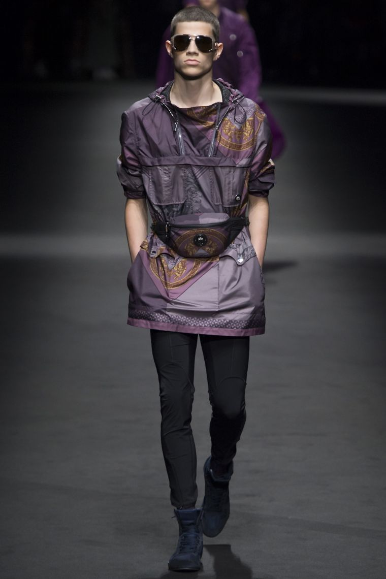 Versace Menswear SS 2017 Milan (19)