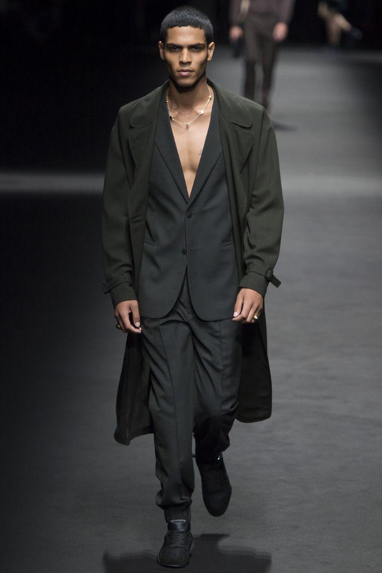 Versace Menswear SS 2017 Milan (2)