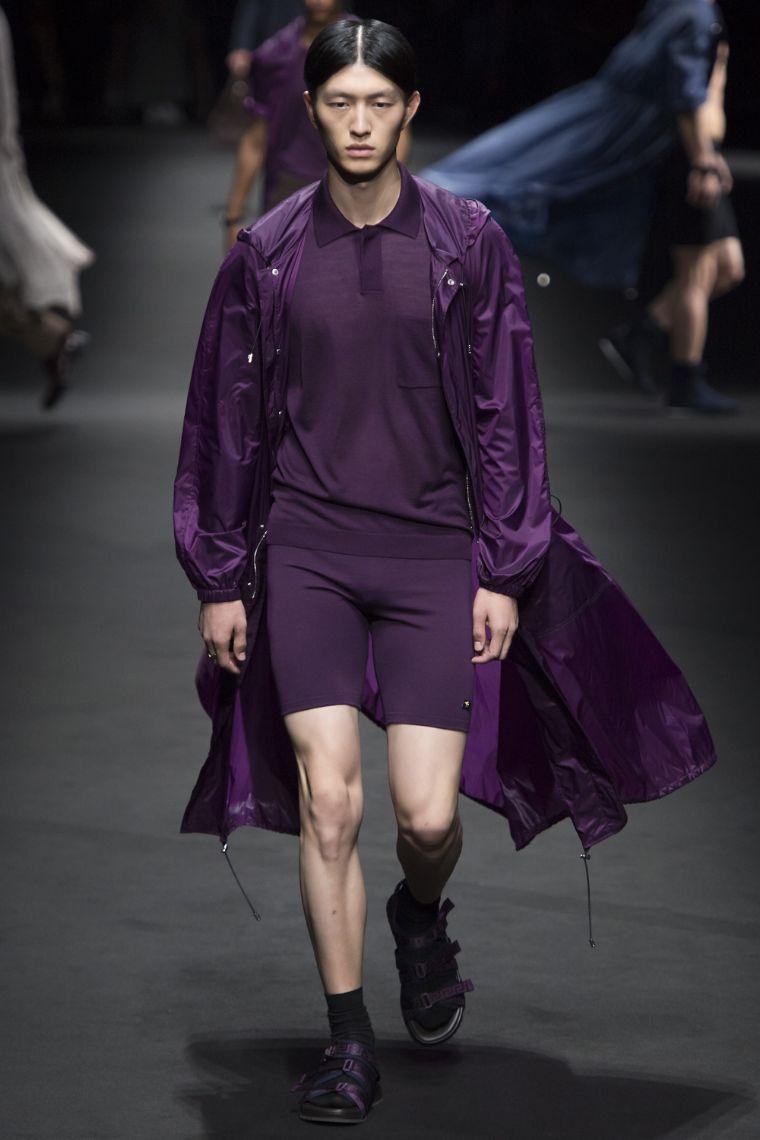 Versace Menswear SS 2017 Milan (20)
