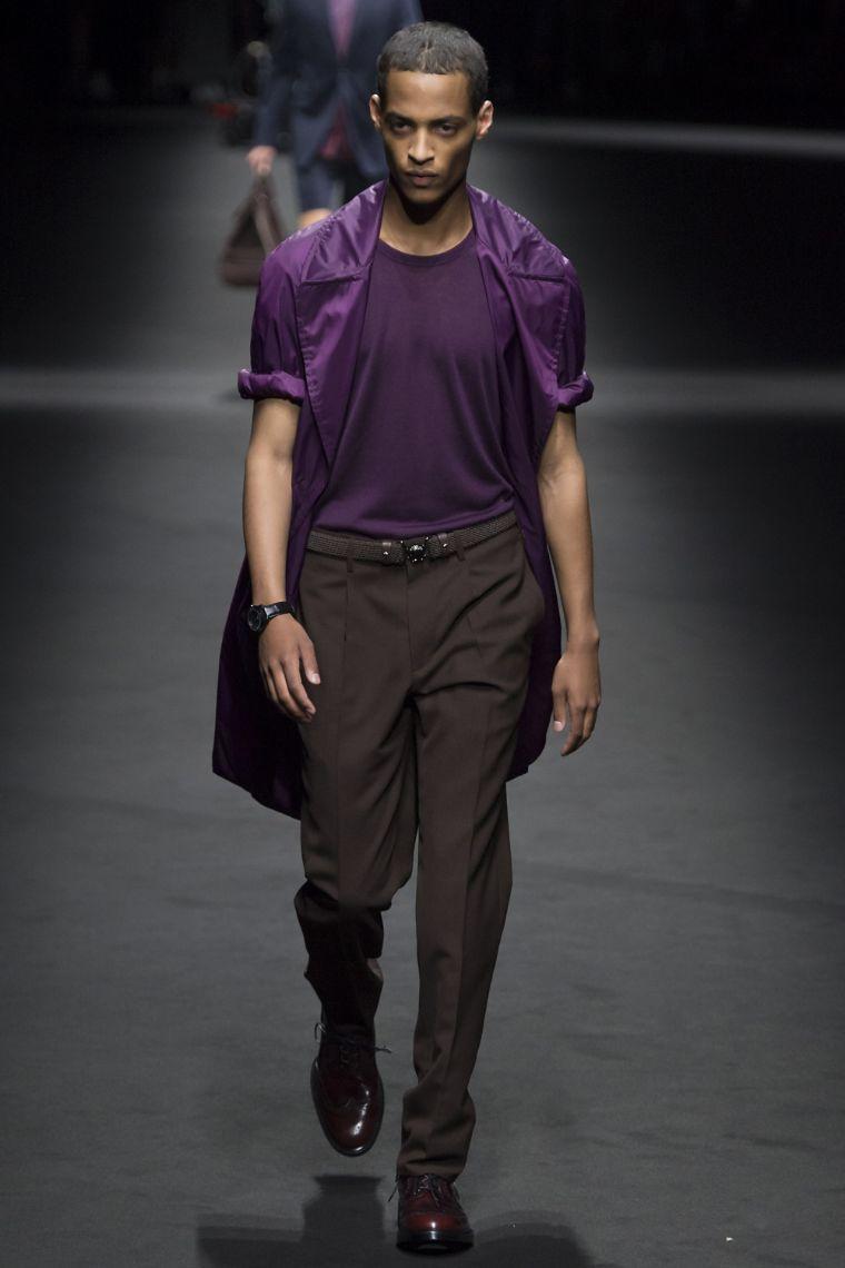 Versace Menswear SS 2017 Milan (21)