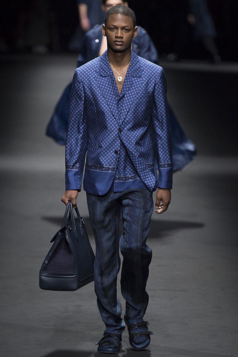 Versace Menswear SS 2017 Milan (24)