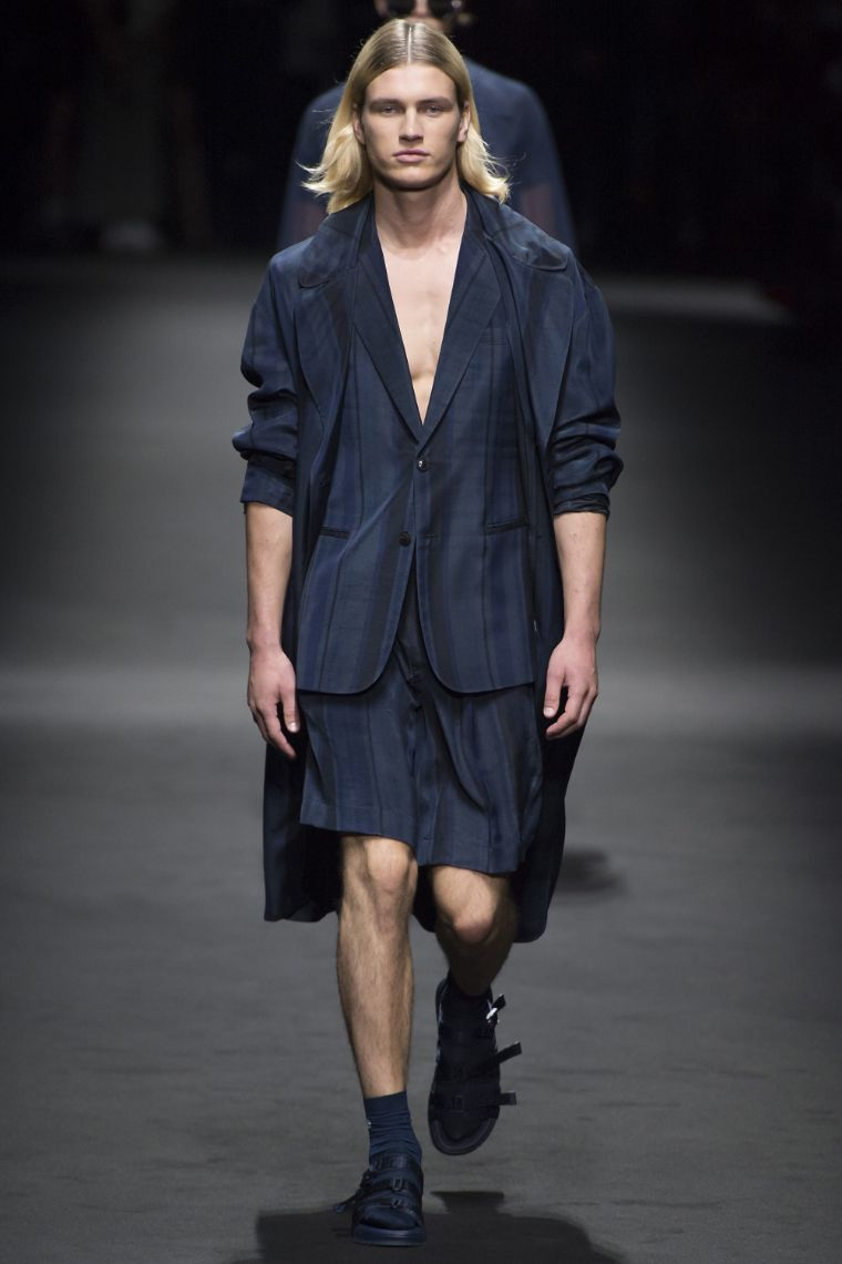 Versace Menswear SS 2017 Milan (26)