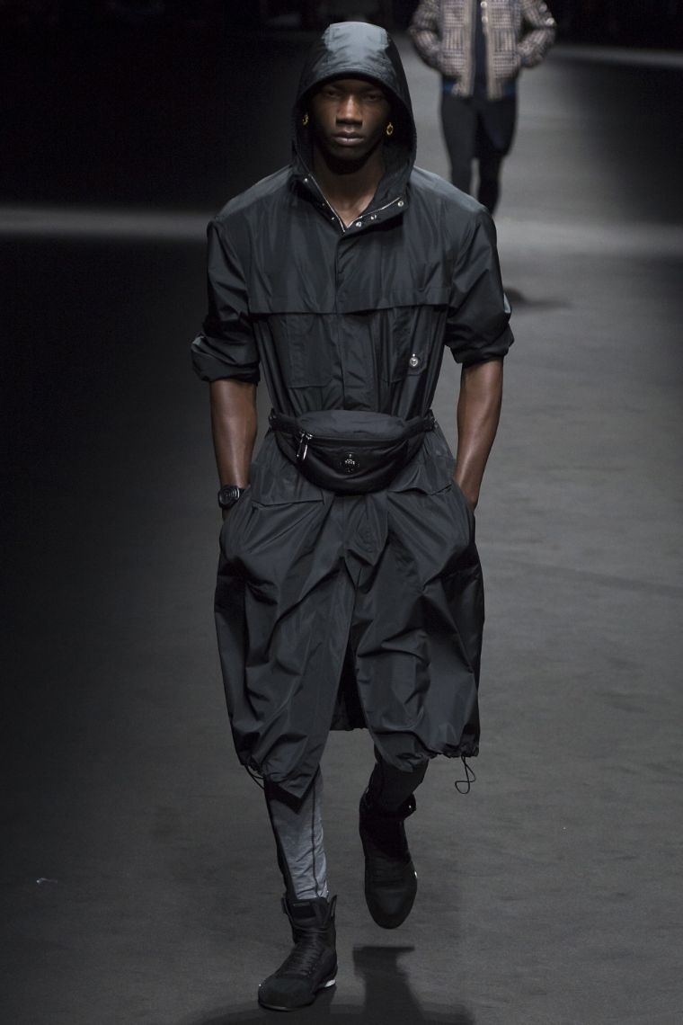 Versace Menswear SS 2017 Milan (31)