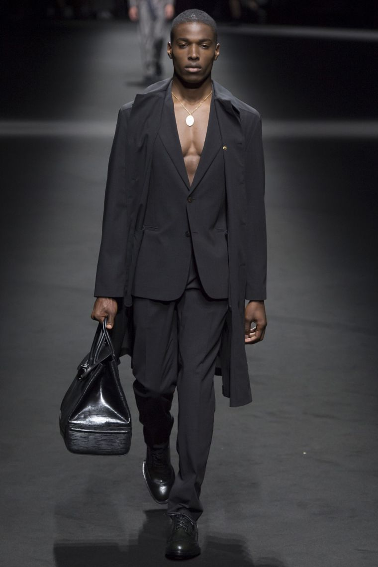 Versace Menswear SS 2017 Milan (33)