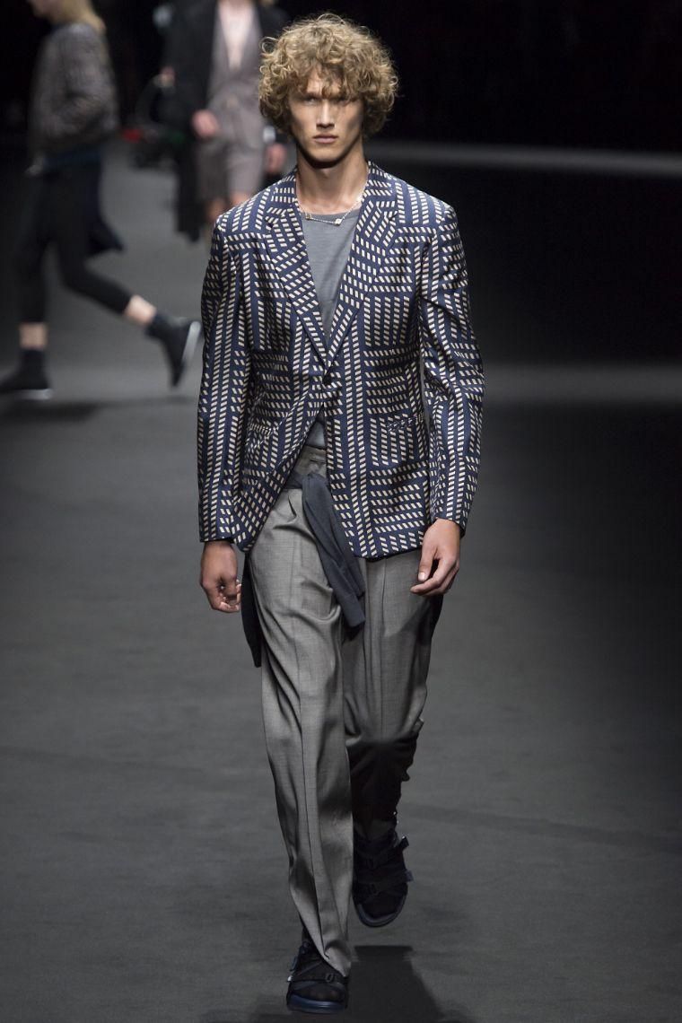 Versace Menswear SS 2017 Milan (34)
