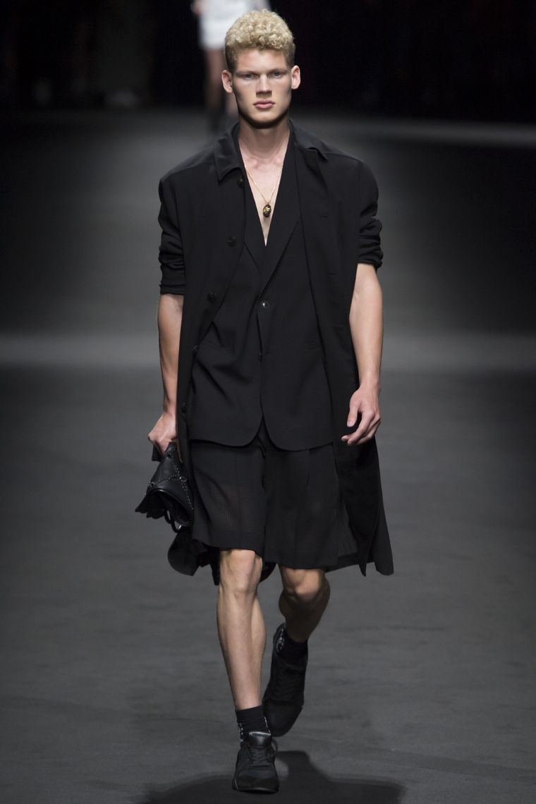 Versace Menswear SS 2017 Milan (38)