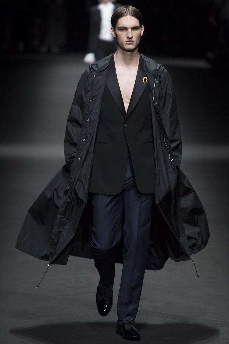 Versace Menswear SS 2017 Milan (42)