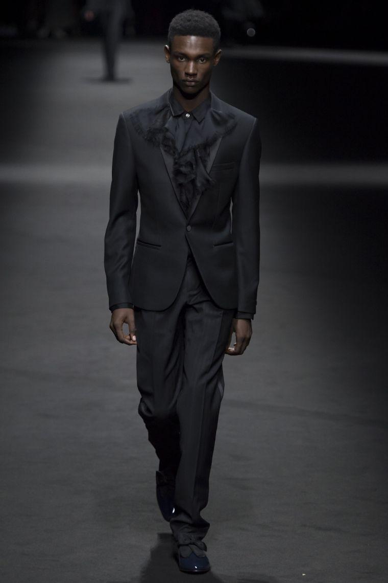 Versace Menswear SS 2017 Milan (44)
