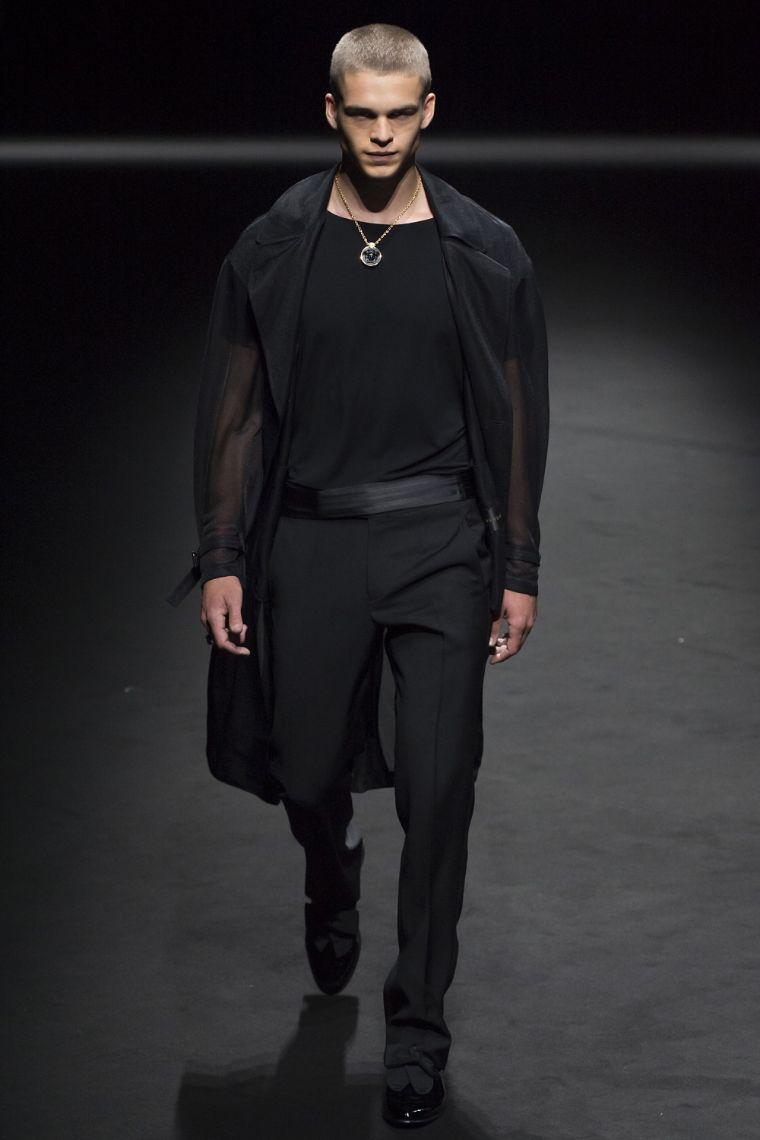 Versace Menswear SS 2017 Milan (46)