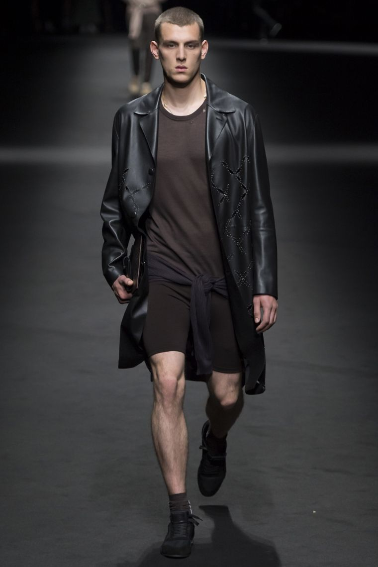 Versace Menswear SS 2017 Milan (9)