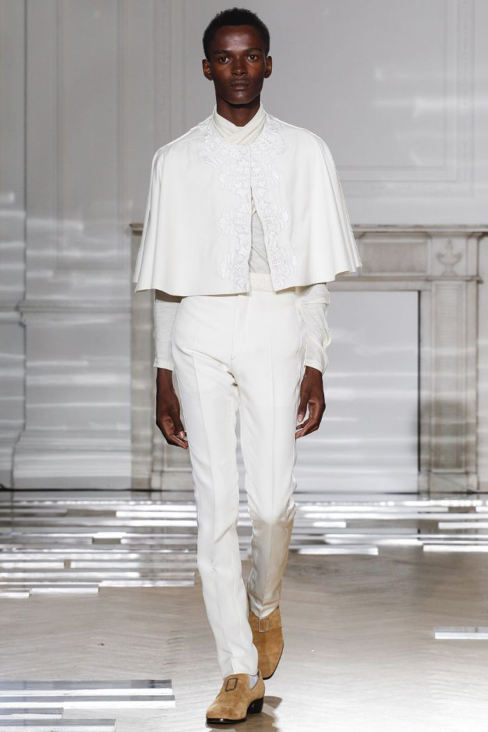 Wales Bonner Menswear SS 2016 London (3)