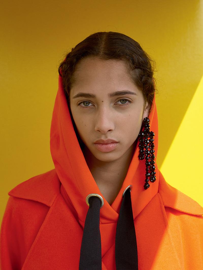 Yasmin Wijnaldum by Viviane Sassen (15)