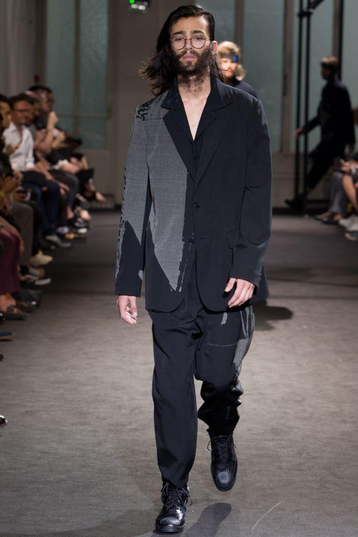 Yohji Yamamoto Menswear SS 2017 Paris (36)
