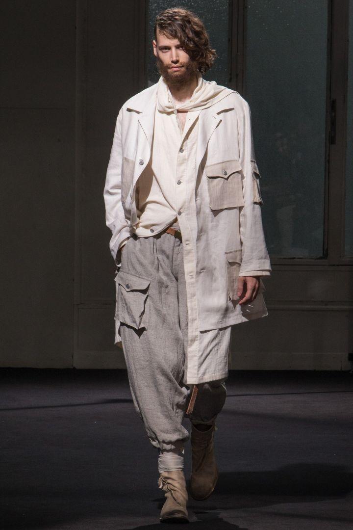Yohji Yamamoto Menswear SS 2017 Paris (7)