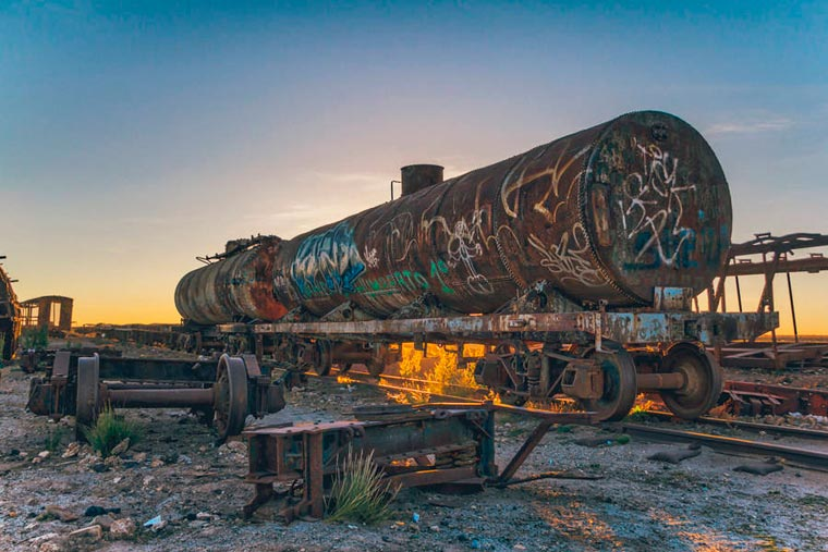 Abandoned Trains in Bolivia by Chris Staring (11)