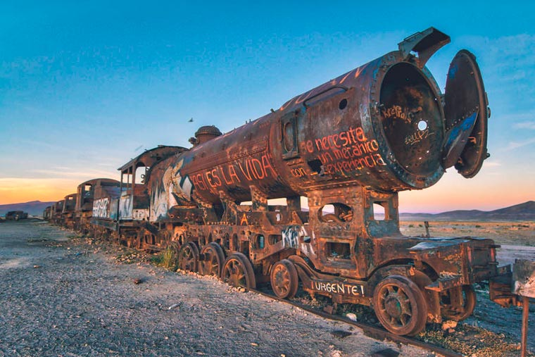 Abandoned Trains in Bolivia by Chris Staring (15)