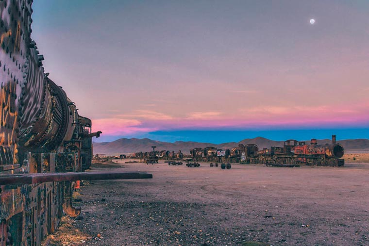 Abandoned Trains in Bolivia by Chris Staring (22)