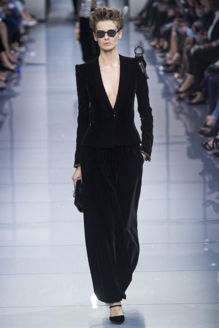 Armani Priv+¬ Haute Couture FW 2016 Paris (19)